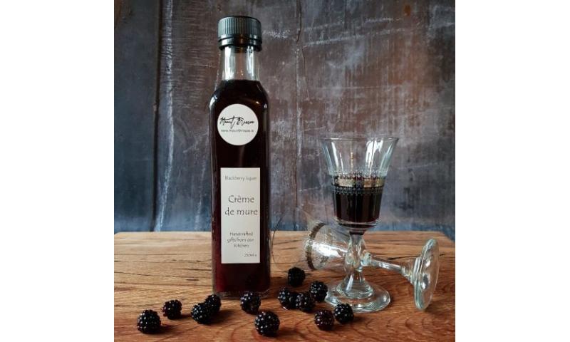 Creme du Mure _ Blackberry Fruit Liqueur