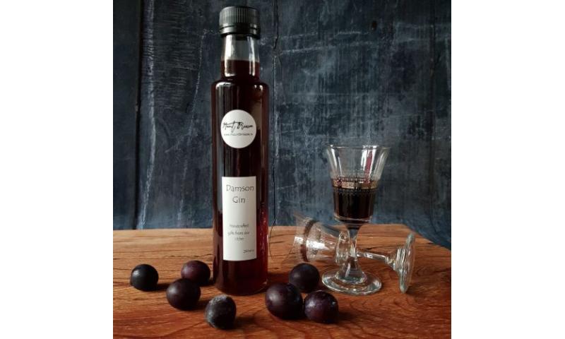 Damson Gin Liqueur