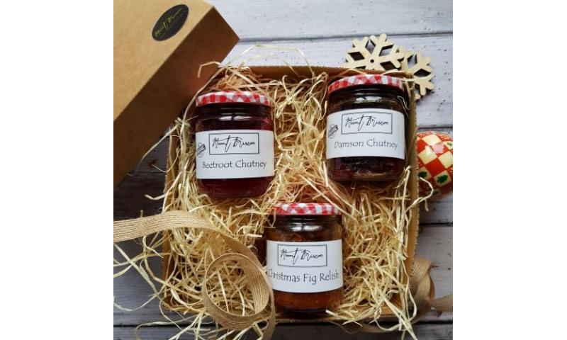 Cheese Lovers Trio Gift Box