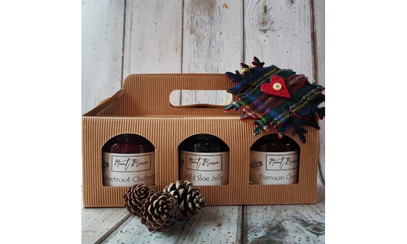 Cheese Lovers Trio Gift Set