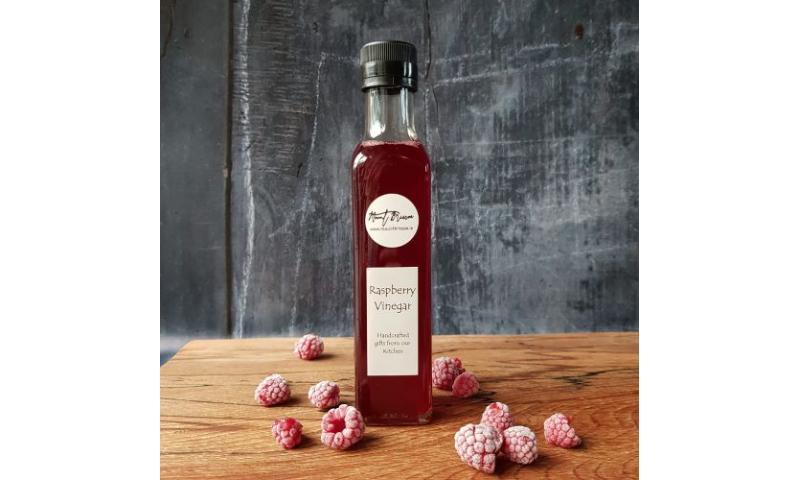 Organic Raspberry Fruit Vinegar