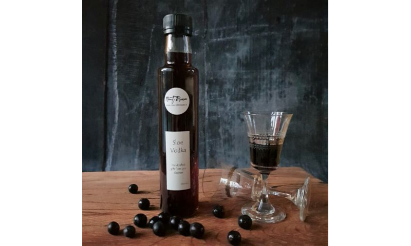 Sloe Vodka Liqueur