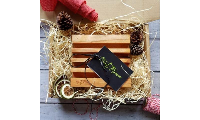 Beech Toast Rack Gift Box